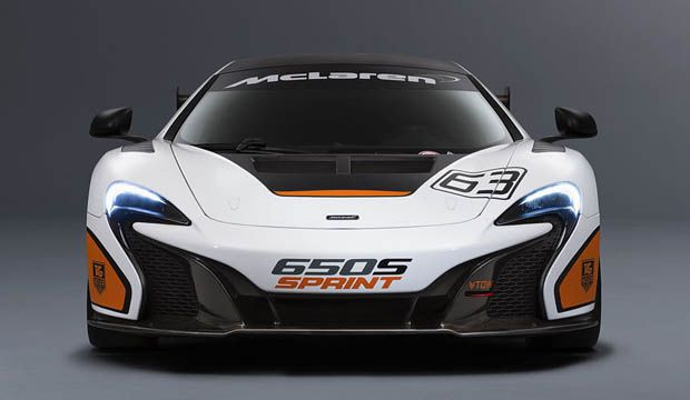 McLaren 650S Sprint spreman za Pebble Beach (foto)