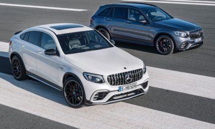 Mercedes-Benz GLC i GLC Coupe
