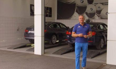 BMW BSI servisni paket