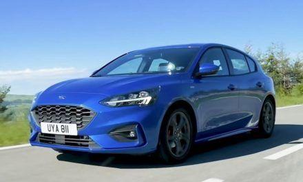 Novi Ford Focus dobio 5 zvjezdica za sigurnost