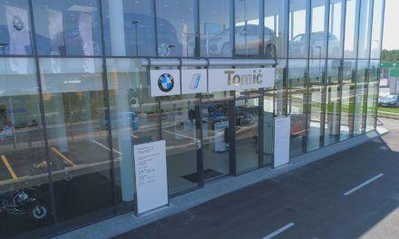 Otvoren novi Tomić & Co. BMW centar u Zadru!