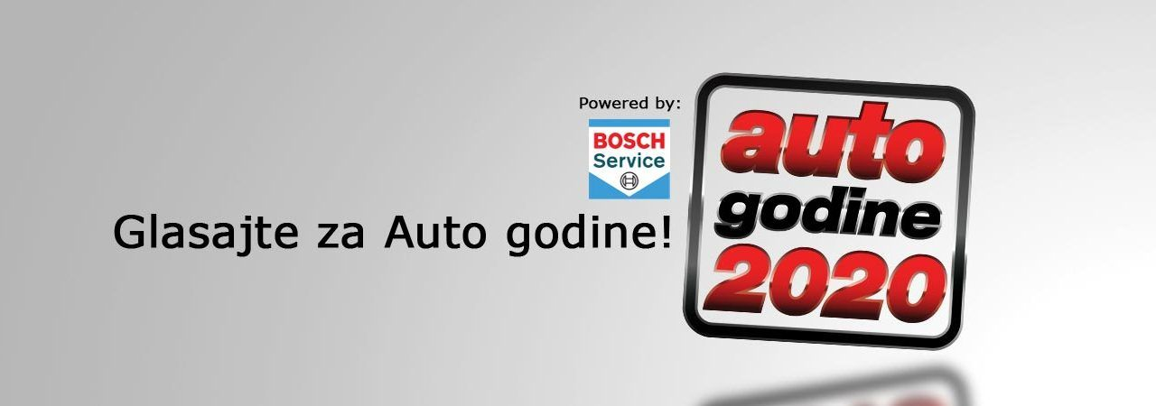 Počelo je glasanje za Auto godine 2020.!
