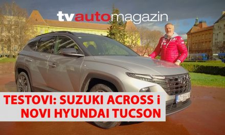 SEZONA 10 – EMISIJA 20 – Novi Hyundai Tucson, Petrol preuzeo Crodux, Suzuki Across, BMW Lagerska ponuda, Mercedes EQA
