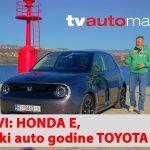 SEZONA 10 – EMISIJA 27 – Honda E, Citroen financiranje, Toyota Yaris Premiere edition, Aprilia Tuono 660, Porsche Taycan Cross Turismo