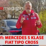 SEZONA 10 – EMISIJA 29 – Fiat Tipo Cross, My BMW, Mercedes S klase, Honda SH350i, McLaren Artura