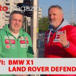 SEZONA 10 – EMISIJA 34 – BMW X1, portret vozača – Denis Marijon, Land Rover Defender 90, prezentacija Nissana, Mercedes CLS.