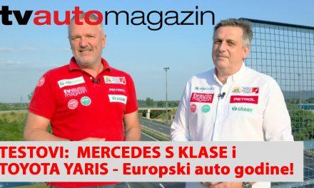 SEZONA 10 – EMISIJA 46 – Toyota Yaris, OTP financiranje Opela, Mercedes S klase, Suzuki V-Strom 650, BMW M5 CS