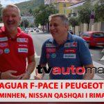 SEZONA 11 – EMISIJA 01 – Peugeot 508 PSE, Nissan Qashqai prezentacija, Jaguar F-Pace, Minhen IAA, Rimac Nevera