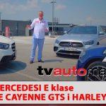 SEZONA 10 – EMISIJA 52 – Porsche Cayenne GTS, Honda Forza 750, Mercedesi E klase, Harley Davidson Fat Boy, Rolls Royce Boat Tail
