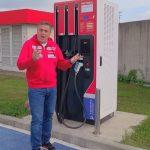 Petrol punionice za električne automobile