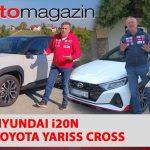 SEZONA 11 – EMISIJA 03 – Toyota Yaris Cross, Euro Nascar, Hyundai i20N, Citroen C3 Aircross, BMW M4 GT3