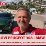 SEZONA 11 – EMISIJA 04 – Novi Peugeot 308, Suzuki Jimny Pro, BMW iX3, Petrol Elektro punionice, Aston Martin Vantage F1